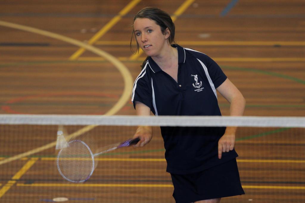 Sophie Johnston, from Tauranga Girls' College.