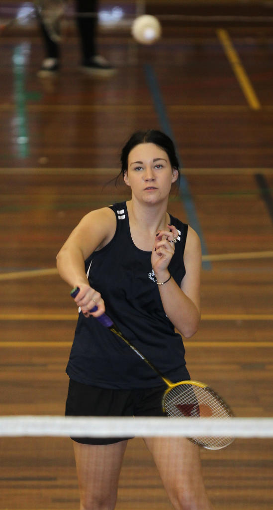Shayna Parkes, from Tauranga Girls' College.