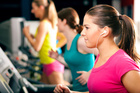 Working out to the right tunes can make all the difference. Photo / Thinkstock