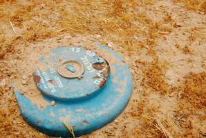 Dangerous landmines are still buried all over the world. Photo / Thinkstock