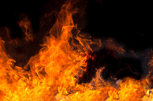 Most precious possessions were lost of the flames when a fire broke out at Alicia Buxton's home. Photo / Thinkstock
