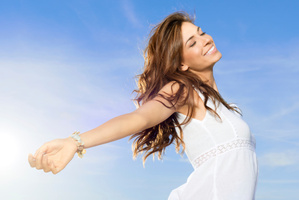 Living in the moment is key to becoming an optimist. Photo / Thinkstock
