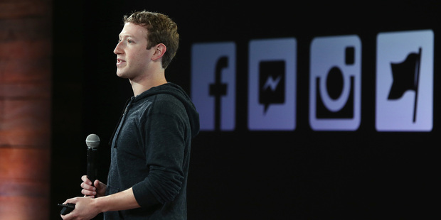 When Governments ask Facebook for data, we review each request carefully to make sure they always follow the correct processes and all applicable laws- Mark Zuckerberg. Photo / Getty Images
