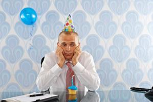 People tend to reflect around their birthday,Photo / Thinkstock