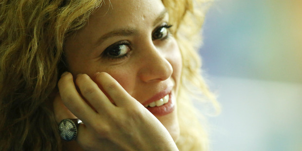Shakira's ex has lost his bid to gain access to a bank account holding $50 million. Photo / AP
