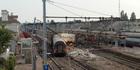 View: Train derails outside of Paris