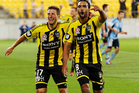 The Wellington Phoenix have confirmed Rotorua will host the club's first pre-season fixture against A-League opposition when they host the Central Coast Mariners on September 22. Photo / Getty Images.