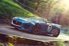 Jaguar's promo vid for its impressive Project 7 race car, based on the upcoming F-Type.