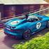 Jaguar Project 7 racecar.