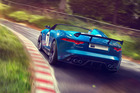 Jaguar's F-Type provides the platform for the one-off Project 7 racer, to debut this weekend at Goodwood Festival of Speed.