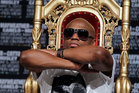 For Floyd `Money' Mayweather, renowned for his expensive taste, it's all about having selection. Photo / Getty Images.