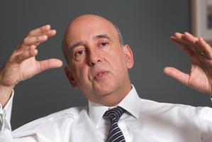 Treasury Secretary Gabriel Makhlouf. Photo / Mark Mitchell