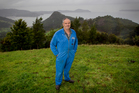 Ken Turner is planning a venture in eco tourism  to cater for visitors. Photo / Sarah Ivey