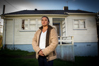 Bella Bowden, a Housing NZ tenant in Mission Bay is being threatened with eviction despite finding $1 million to buy the property. Photo / Michael Craig