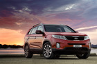 Kia's Sorento R has just won an international award.