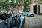 Rolls-Royce Alpine Centenary Ghost at the 20 Ghost Club Alpine Trials, Austria.