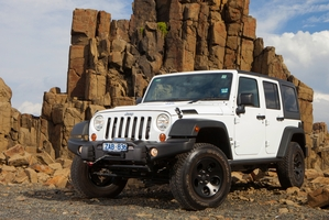 Jeep has been named the most patriotic of brands in a US survey. Photo / Supplied