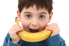 Nutritionists say a banana is a healthy snack option. Photo / Getty Images