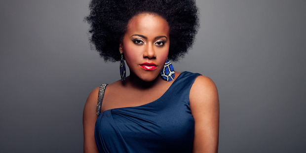 Etana says recording in Bob Marley's legendary studios gave her latest album a different vibe.