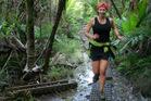 Tess Birkbeck loves sharing bush running with her partner.