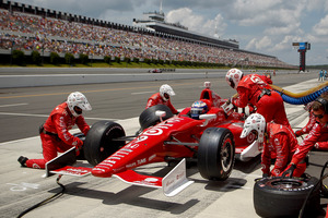 IndyCar's Scott Dixon hopes for more success after a win at Pocono. Picture / Getty Images