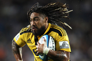Ma'a Nonu spent eight years at the Hurricanes before leaving in 2011. Photo / Getty Images