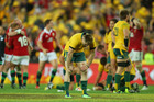 Australian sport has taken a pummelling in recent times, including the Wallabies against the Lions last weekend, but the Aussies can never be written off. Photo / Getty Images
