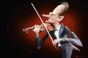 Shearer's hiccups are often blamed on his inexperience in politics. Illustration / Rod Emmerson