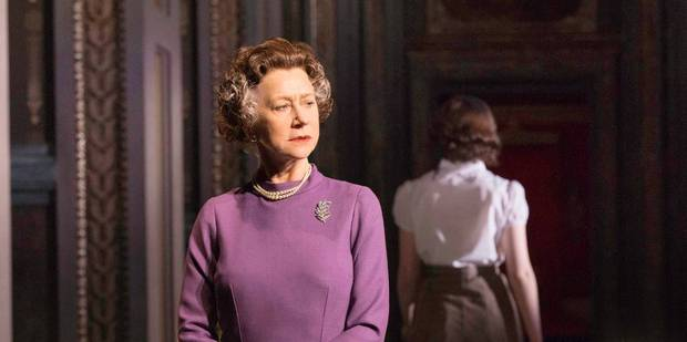 Helen Mirren's performance is breathtaking in its range and command.