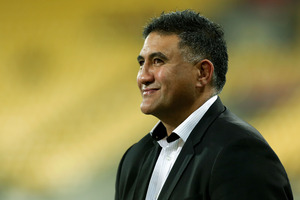 Jamie Joseph's agreement with the Highlanders stipulates he cannot be sacked because of the on-field performance of the team. Photo / Getty Images