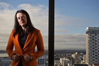 Despite the doom merchants at home, lawyer Therese Singleton found her niche in New Zealand. Photo / Greg Bowker