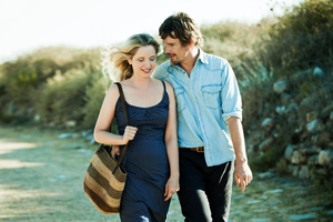 Before Midnight starring Julie Delpy and Ethan Hawke.