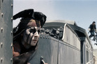 Johnny Depp delivers a quirky performance as sidekick Tonto in The Lone Ranger.