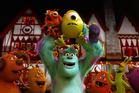 Disney-Pixar's new movie 'Monsters University'. Photo / AP