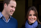 The Duke and Duchess of Cambridge will become parents any day now.Photo / AP