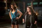 Sandra Bullock and Melissa McCarthy in 'The Heat'.