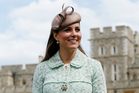 The Duchess of Cambridge's baby will be able to rule, whether it's a boy or a girl. Photo / AP