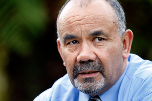 Maori Party co-leader Te Ururoa Flavell. Photo / APN