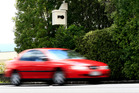 Police want an upgrade to be capable of tracking speeding cars across several lanes, and able to tell whether one car among several is speeding. Photo / Martin Sykes