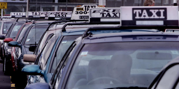 Police are investigating a fraud case involving the sale of 700 counterfeit and faulty versions of New Zealand Transport Agency approved cameras to Taxi companies. Photo / David White