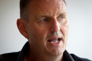 NZRL chief executive Phil Holden.