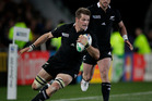 New Zealand All Blacks captain Richie McCaw. Photo / Getty Images