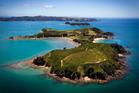 Rotoroa Island in Auckland's Hauraki Gulf Marine Park. Photo / NZH