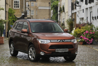 Mitsubishi is recalling 800 new Outlander SUVs because the turn signals may be affected when the electric tail gate is in use while certain computer settings are engaged.