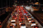 Traffic jams are becoming worse in Auckland. Photo / APN