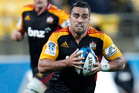 Liam Messam returns for the Chiefs after a back injury. Photo / Mark Mitchell