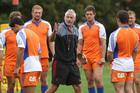 Christchurch Coach Todd Blackadder. Photo / Geoff Sloan