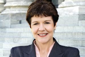 National MP Jackie Blue.