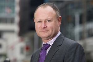 Sean Hughes will leave the Financial Markets Authority at the end of the year after three years in the job. Photo / Mark Mitchell