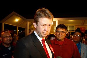 Labour MP David Cunliffe. Photo / Richard Robinson